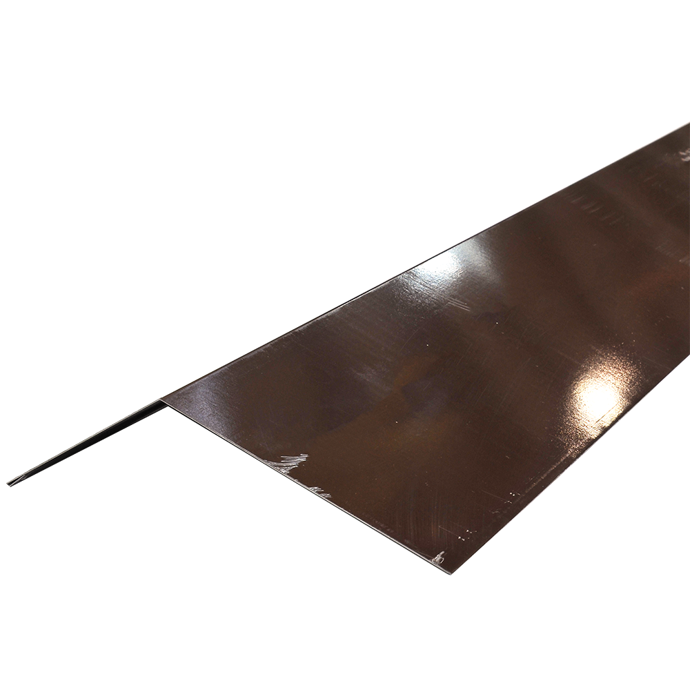 Sort streasina mare, Durako, maro RAL 8017, lucios, L= 2 m imagine MatHaus.ro
