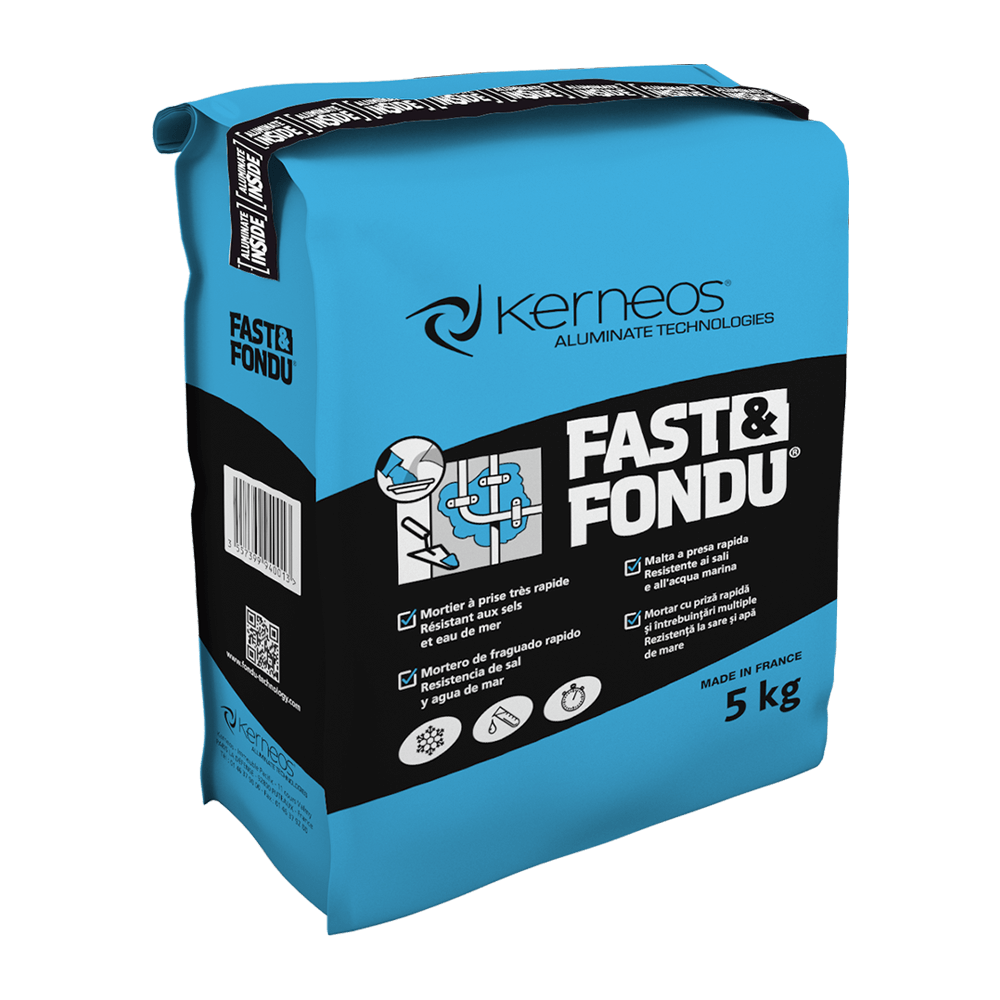 Ciment aluminos Fast Fondu, priza rapida, 5 kg imagine 2021 mathaus
