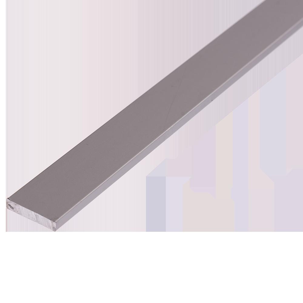 Bara plata, aluminiu, 30 x 2 mm, L 2 m imagine 2021 mathaus
