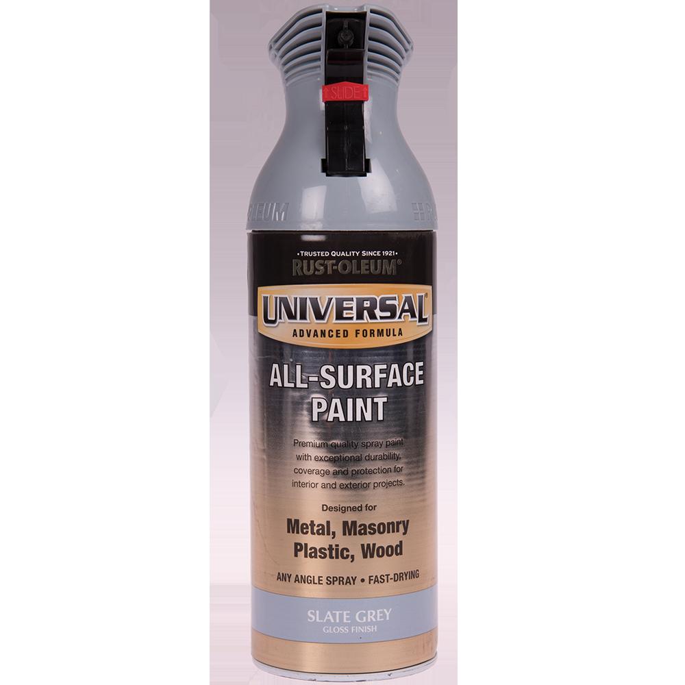 Spray Universal all-surface lucios gri ardezie 400 ml imagine MatHaus.ro