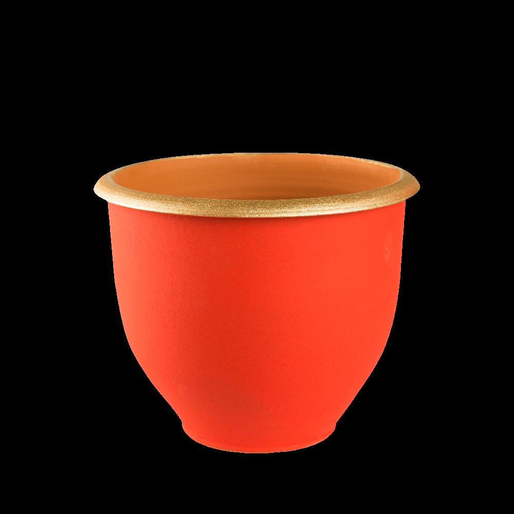 Ghiveci suport cu guler, 20 cm imagine MatHaus.ro