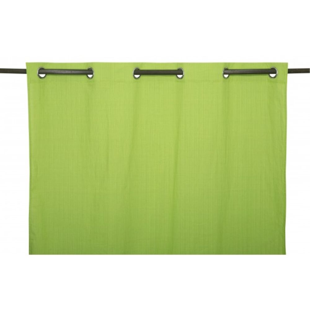 Draperie Passion, 100% bumbac, verde, 135 x 250 cm