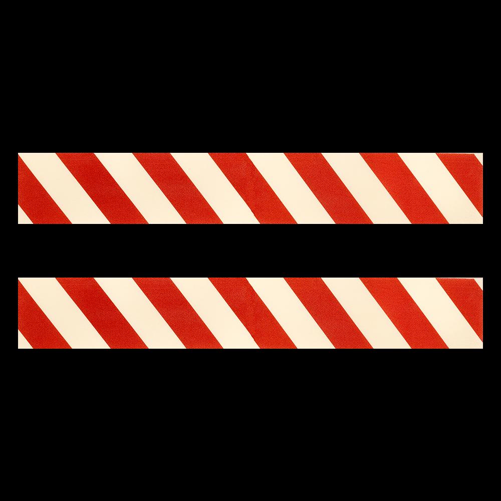 Bandou adeziv antisoc Geko Box, 13,7 x 1 x 100 cm, rosu / alb imagine 2021 mathaus