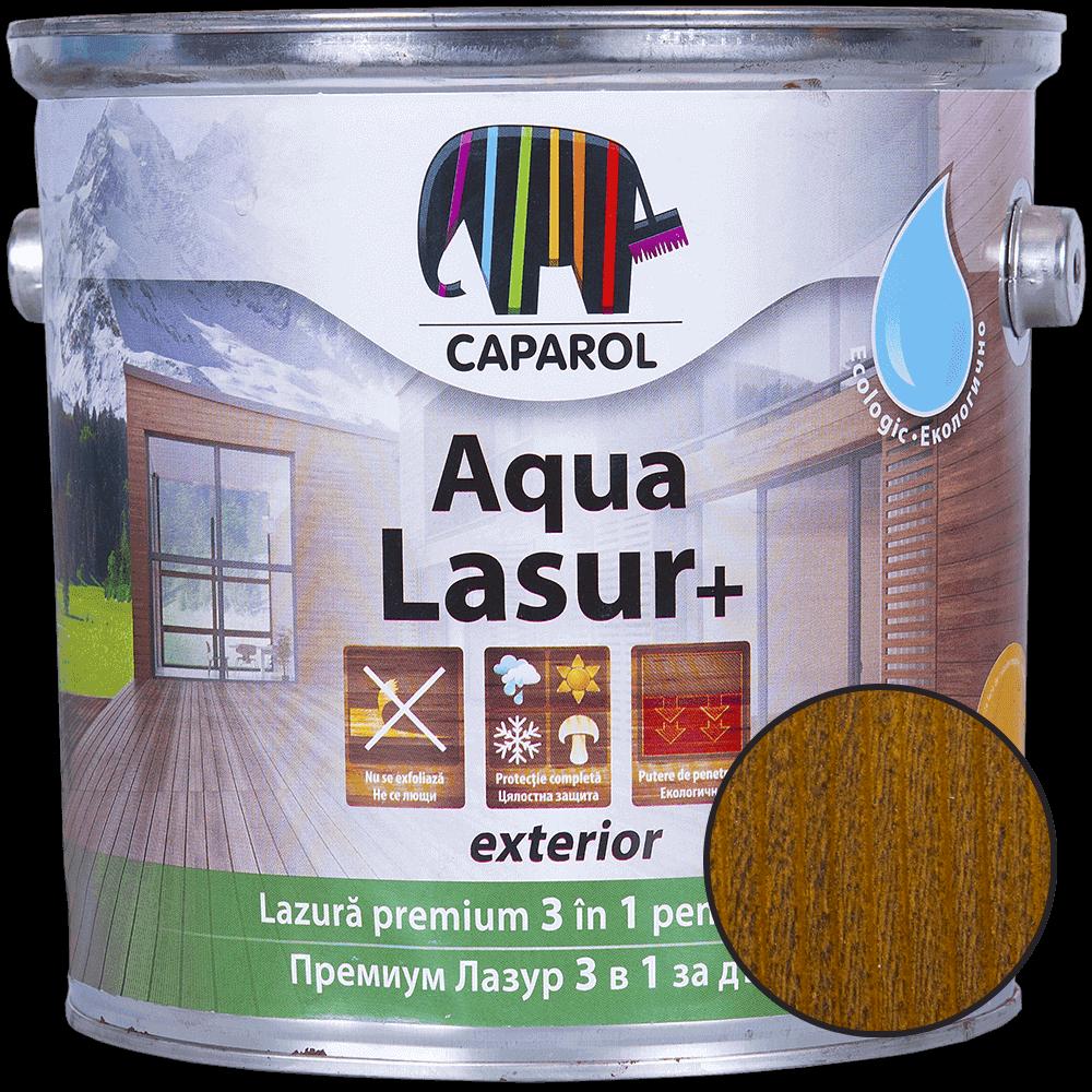 Lazura pentru lemn de exterior Caparol Aqua Lasur +, nuc, 2.5 l mathaus 2021