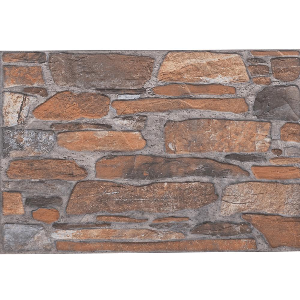 Gresie portelanata Bestile Ceramica Tapial Mix ST PEI 4, maro mat, dreptunghiulara, 40 x 60 cm imagine 2021 mathaus