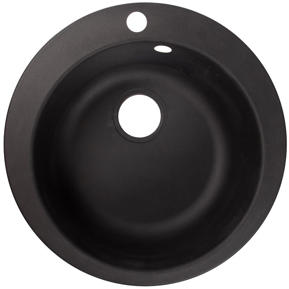Chiuveta tectonite single 1, O 500 mm. imagine 2021 mathaus