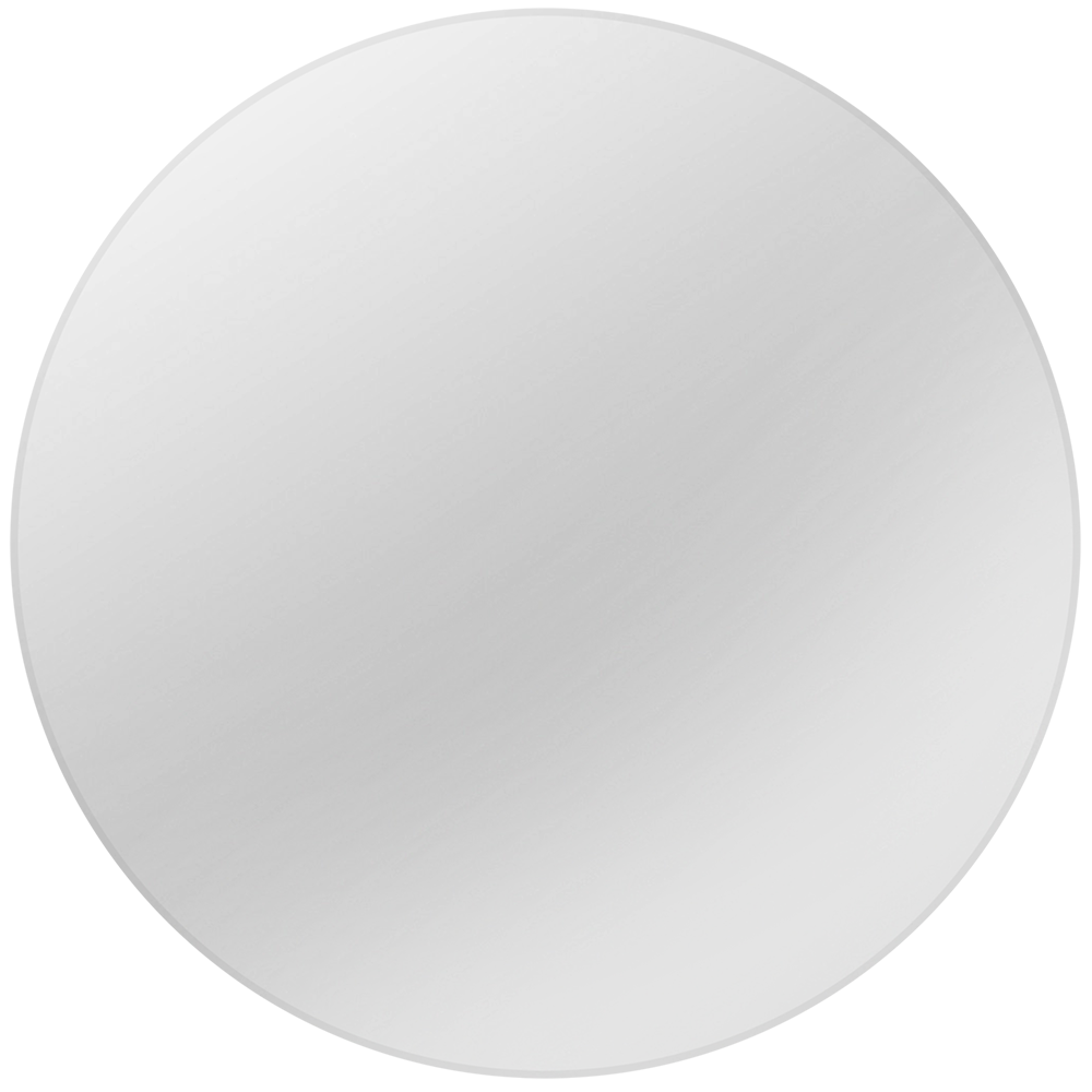 Oglinda Ella, alb/mov, 70 cm, 3,3 kg