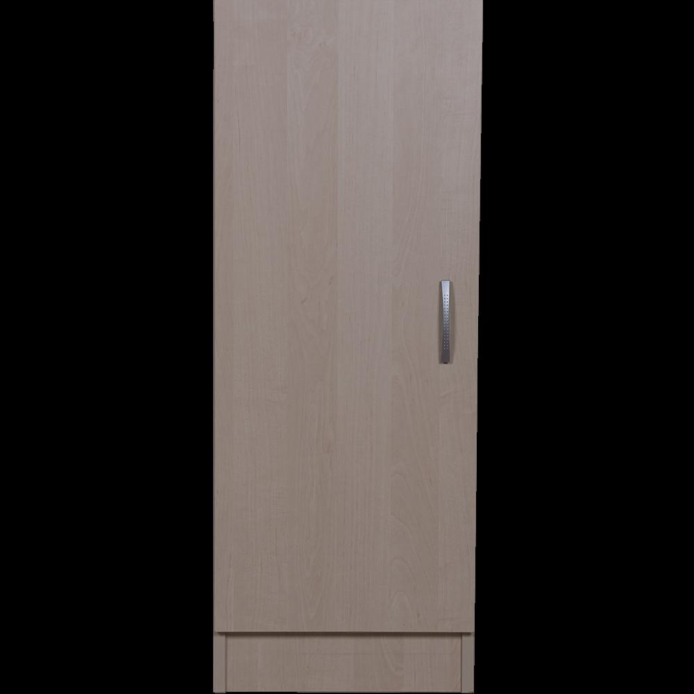 Dulap pentru organizarea si depozitarea hainelor, 40 x 28 x 106 cm, mesteacan