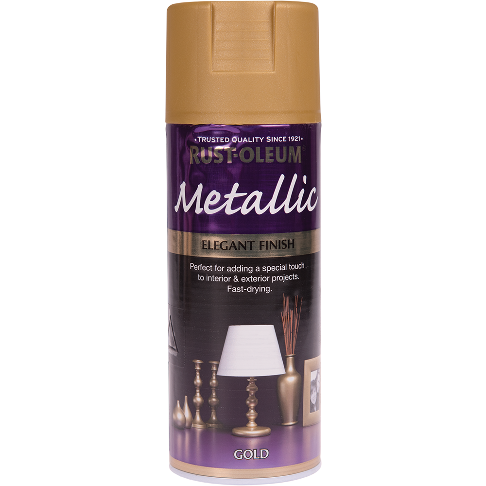 Spray metallic auriu 400 ml