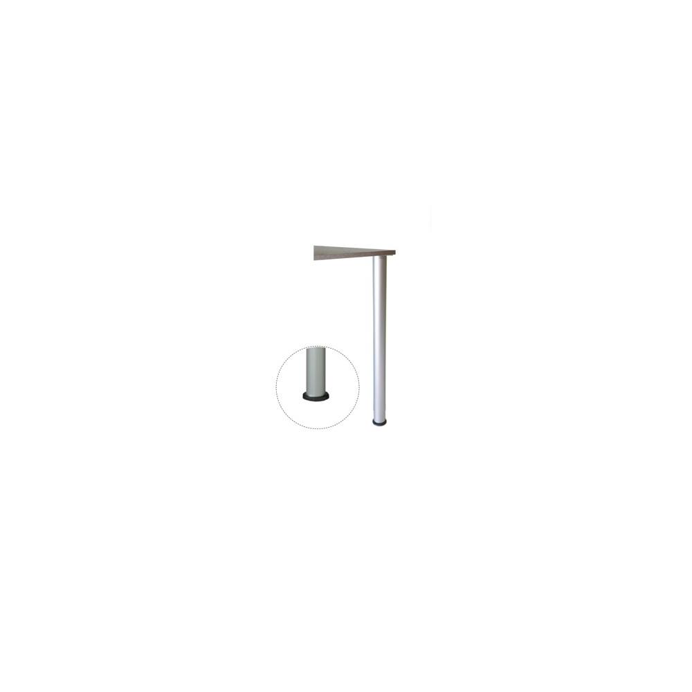Picior masa din metal cromat, H: 710-730 mm imagine 2021 mathaus