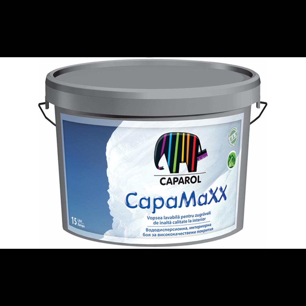 Vopsea lavabila de interior Caparol CapaMaxx, B 2, 14,7 l mathaus 2021