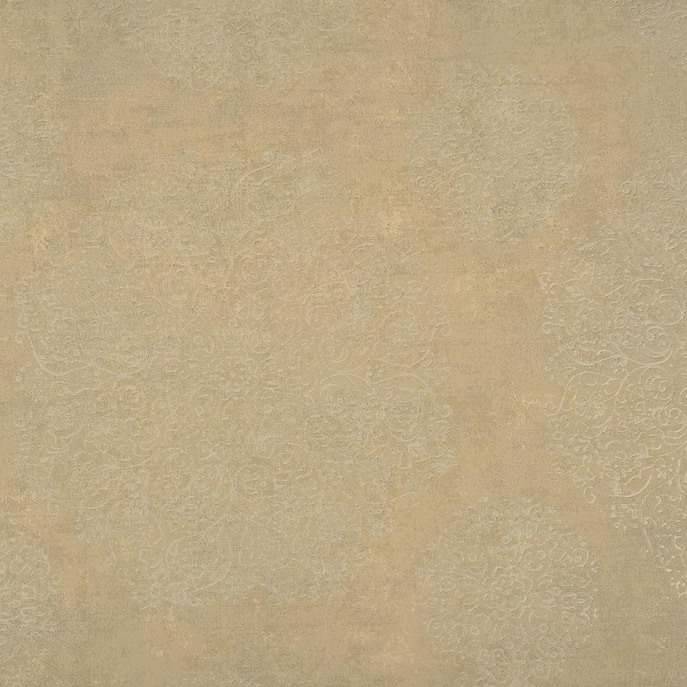Tapet Indian Summer vlies 218566 kaki, 10 x 0,53 cm