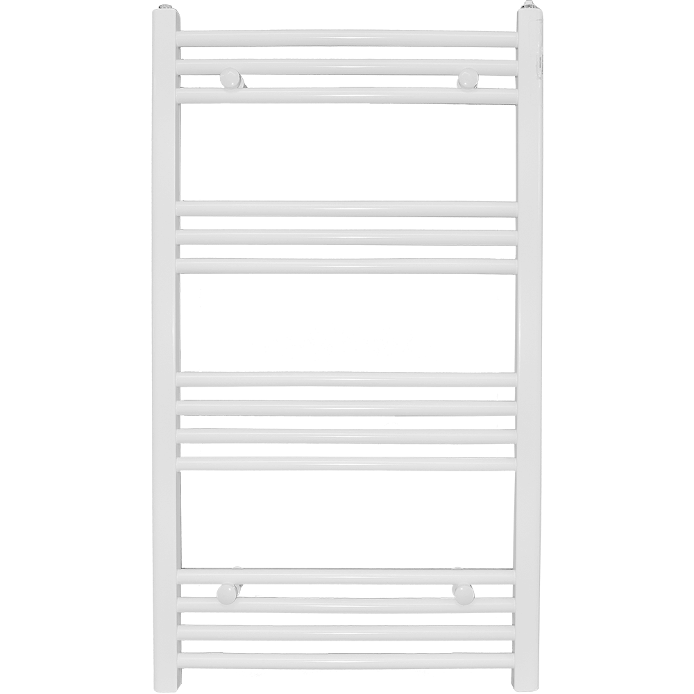 Calorifer baie Hirapan, portprosop, alb, drept, 400 x 700 mm mathaus 2021