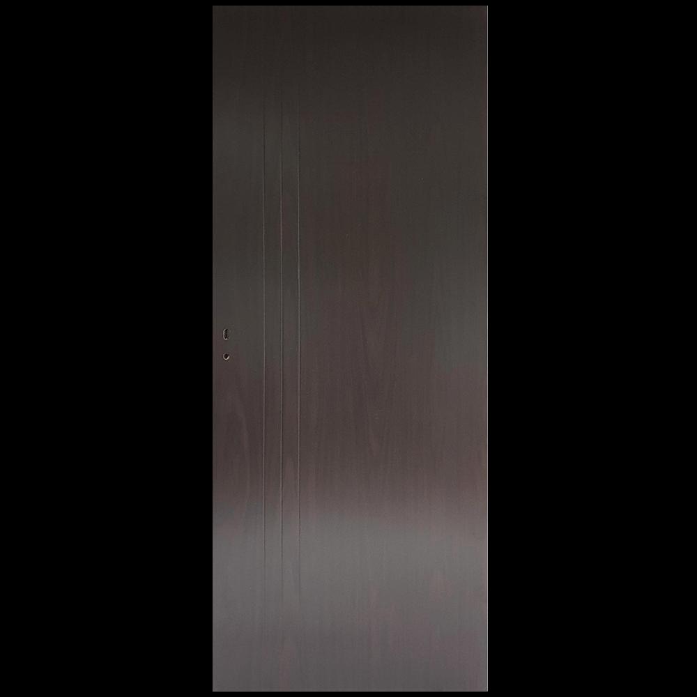 Usa de interior plina Pamate M050, wenge, 200 x 80 cm + toc 10 cm, reversibila