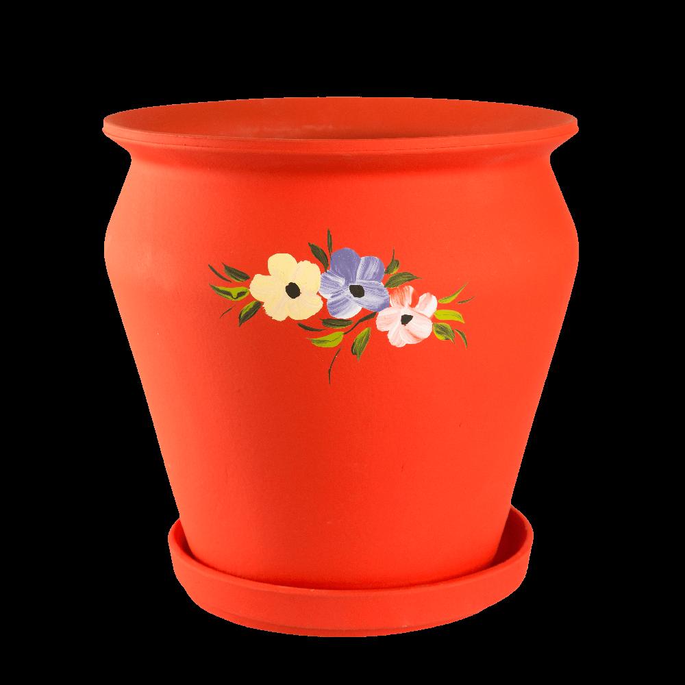 Ghiveci suport cu flori, 25 cm imagine MatHaus.ro