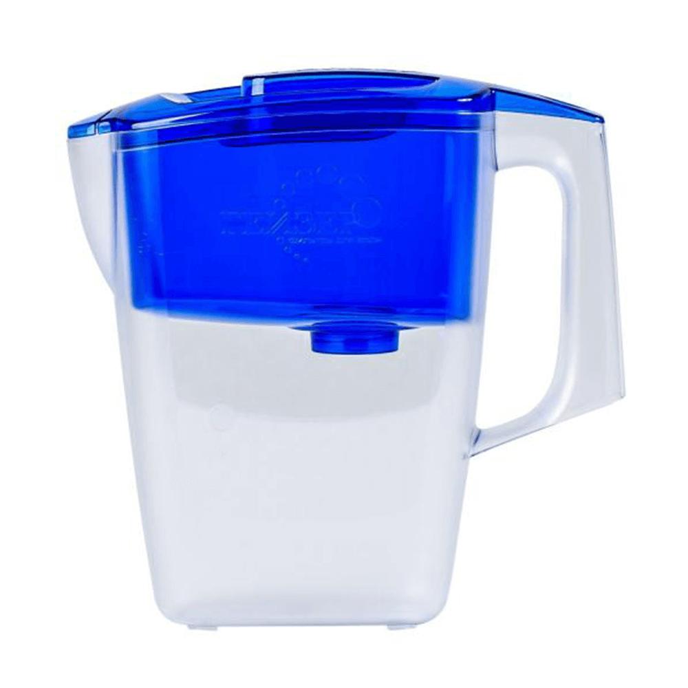 Cana filtranta Geyser Alfa, plastic, albastru, cartus filtrant, 2,5l mathaus 2021