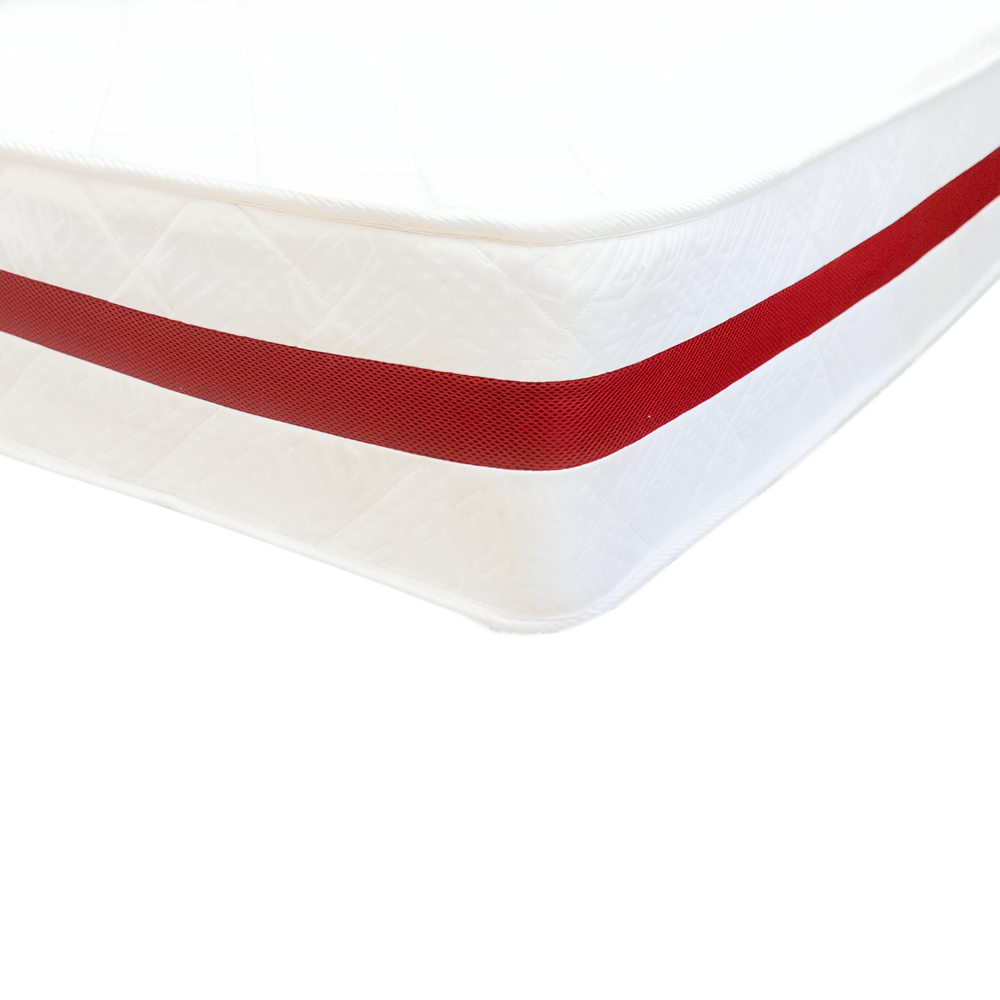 Saltea pat Socub Nico, arcuri + spuma poliuretanica, 140 x 200 x 25 cm