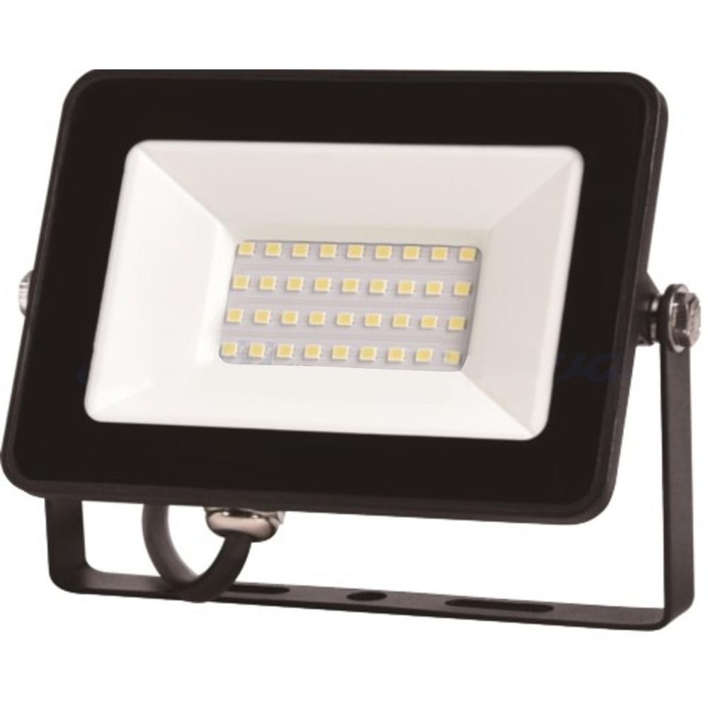 Proiector LED Super Slim 30W, 2 100 lm, lumina neutra imagine 2021 mathaus