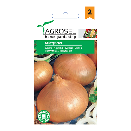 Seminte de ceapa, Agrosel Stuttgarter