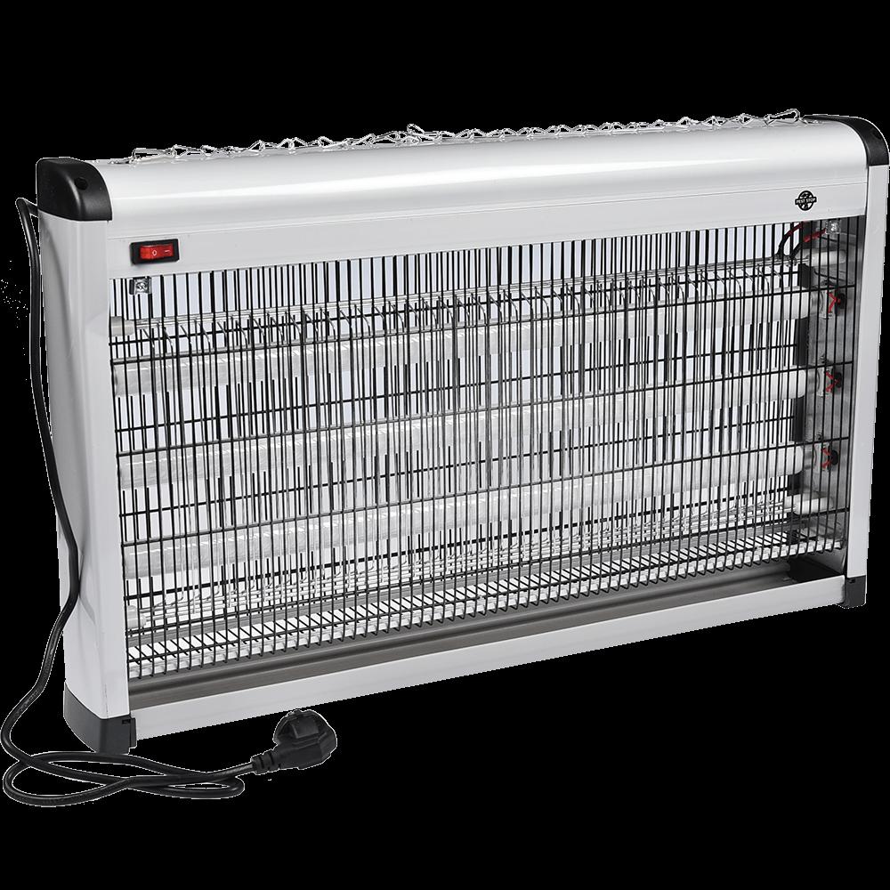 Distrugator insecte pe baza de lampi UV si retea de inalta tensiune electrocutoare GC 30W imagine 2021 mathaus