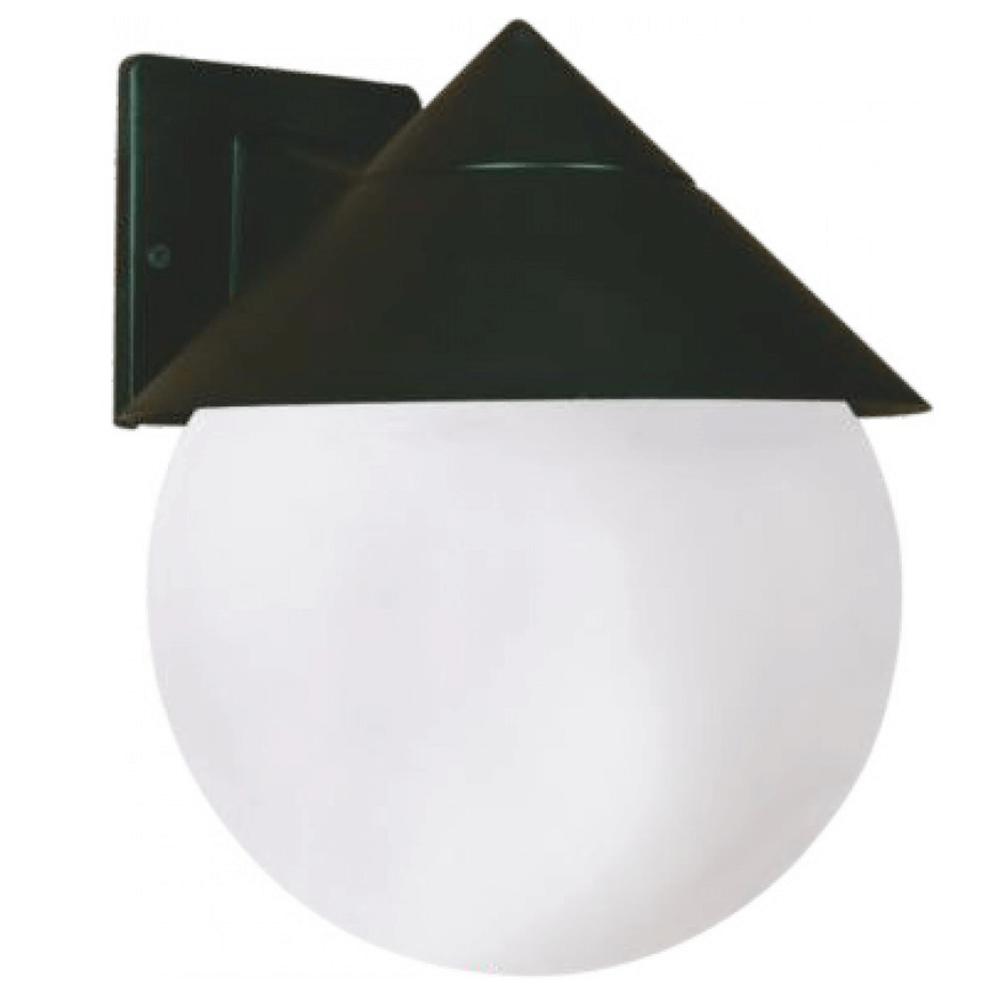 Aplica de exterior Glomus 3, LY- 2077, 1 X E27, 60W, IP 44, alb imagine MatHaus