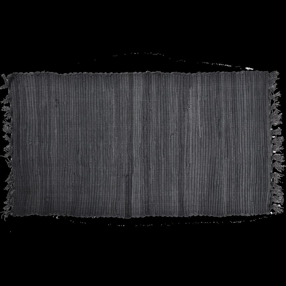 Covor tesut Mexican, gri, 100% bumbac, 50 x 90 cm mathaus 2021