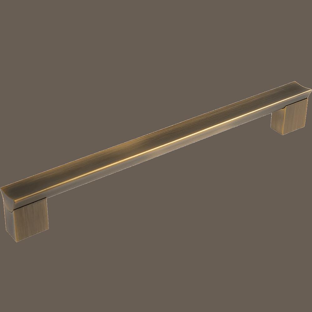 Maner aluminiu AA627 160 mm, alama antichizata mathaus 2021