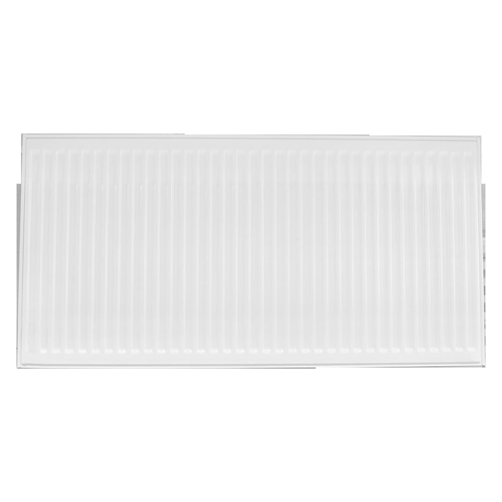 Calorifer otel Purmo C22, 600 x 1200 mm, alb, accesorii incluse imagine MatHaus.ro