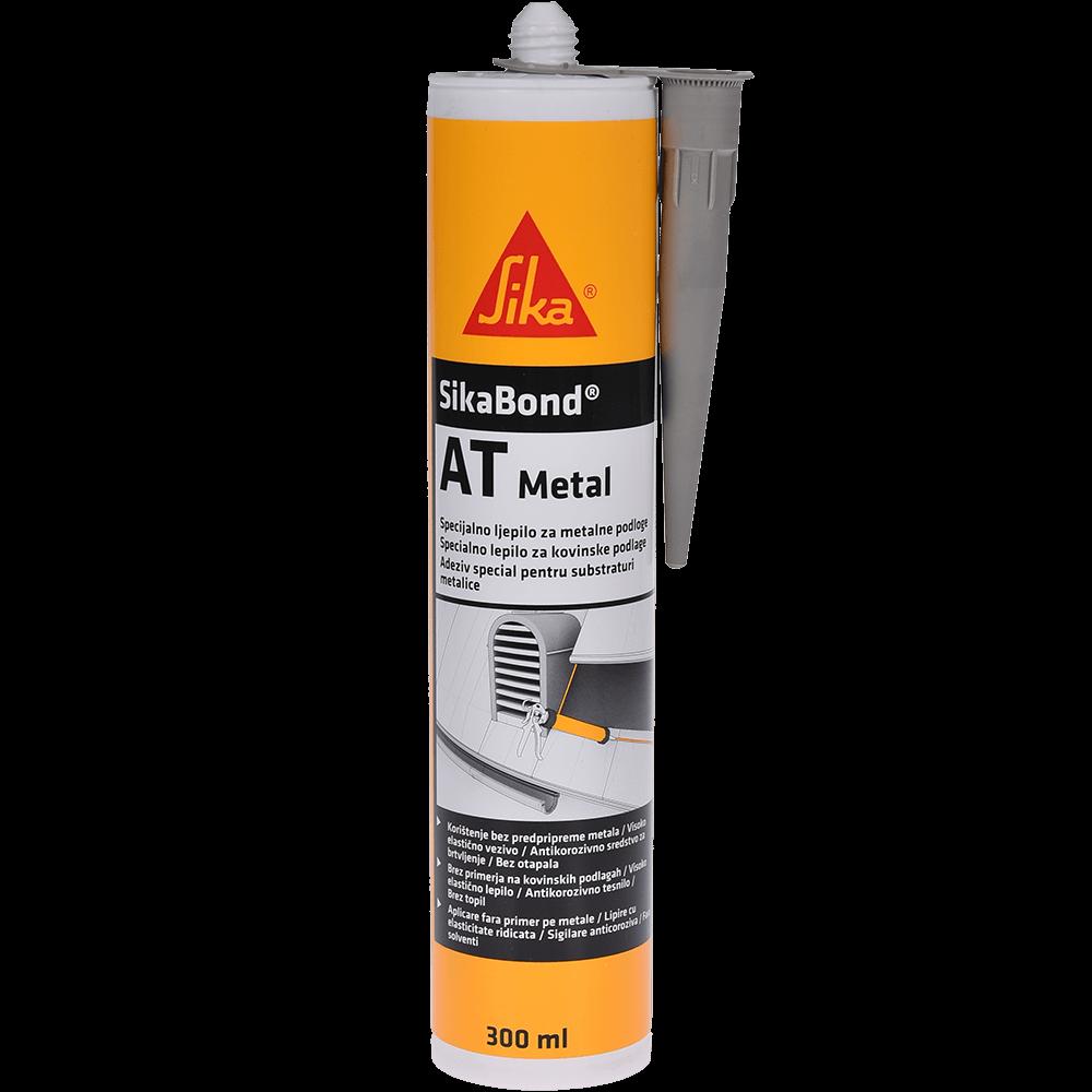 Adeziv pentru metal SikaBond® AT-Metal, 300 ml
