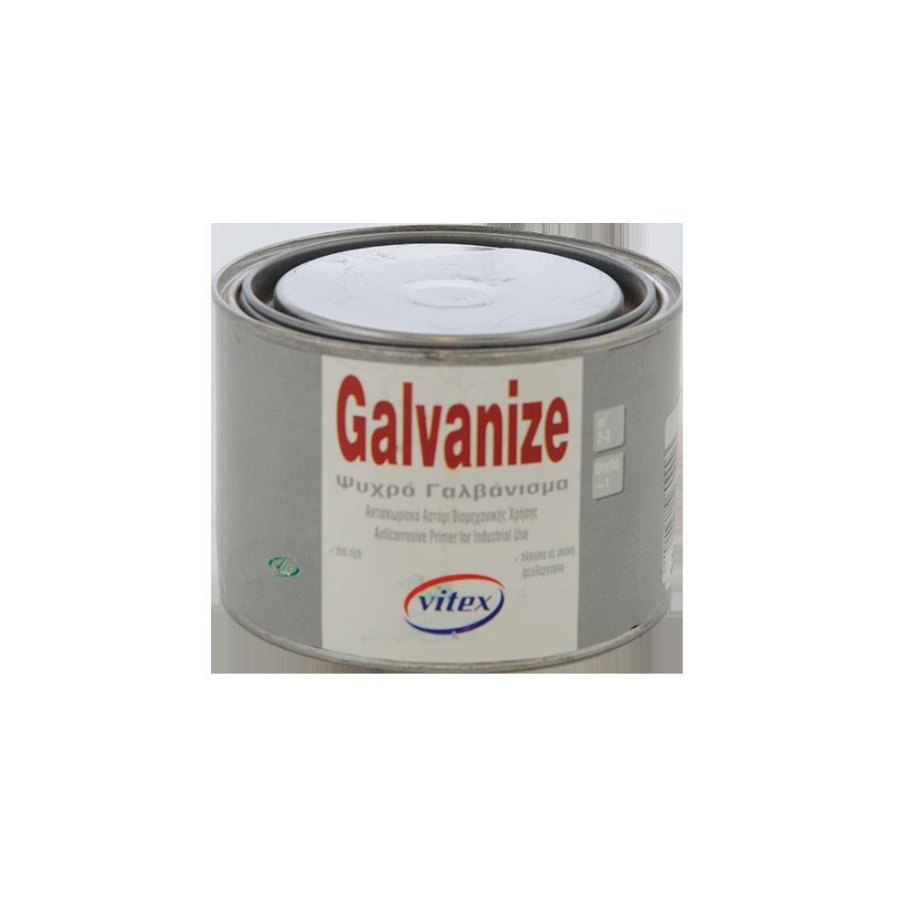Grund anticoroziv Galvanize, gri, 375 ml
