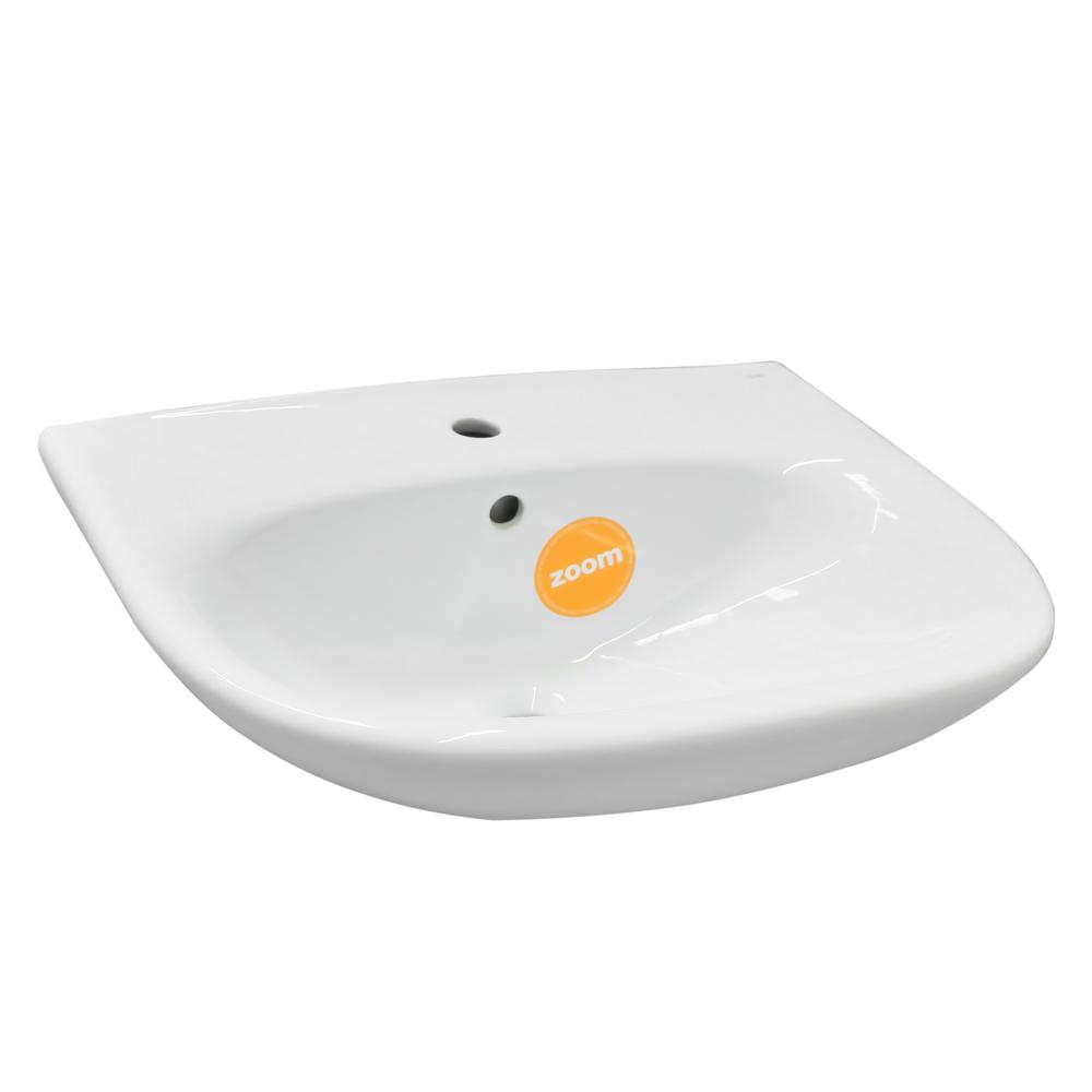 Lavoar oval Neo Fayans, 60 cm, alb, ceramica mathaus 2021
