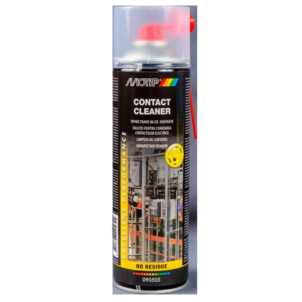 Spray Curatare Contacte Electrice 400 Ml mathaus 2021