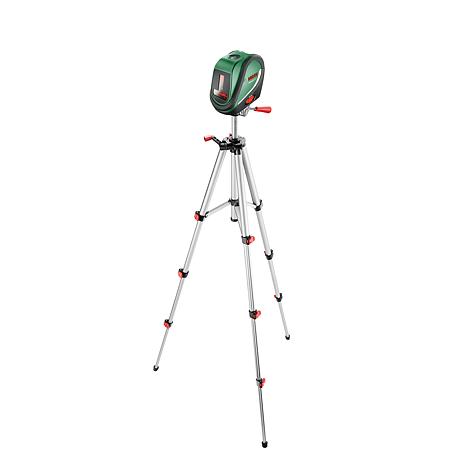 Nivela cu laser si linii Bosch Universal Level 2, 10 m, unghi deschidere 120 grade