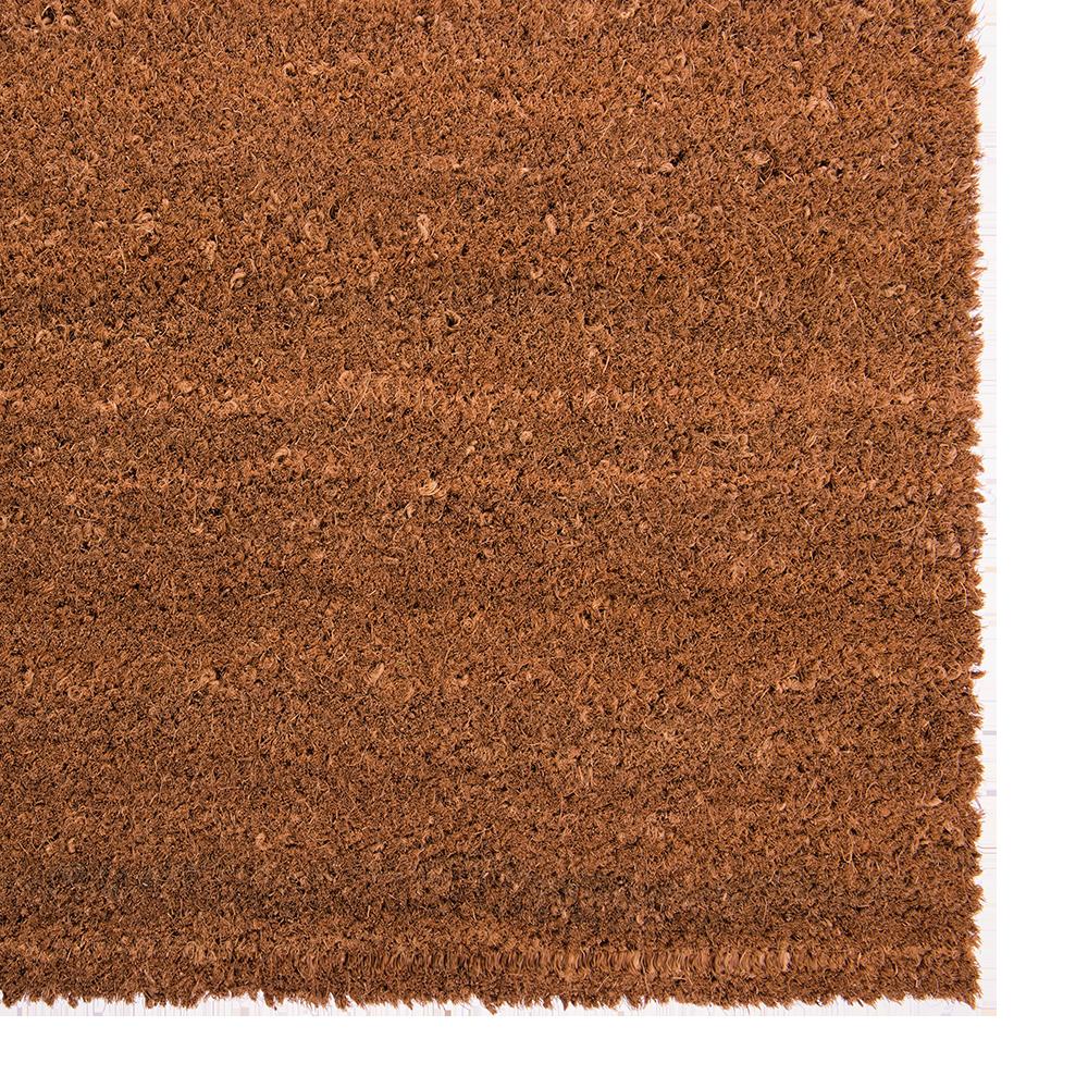 Stergator intrare Natural, model modern, 100% fibra de nuca de cocos pe suport PVC, 40 x 60 cm mathaus 2021