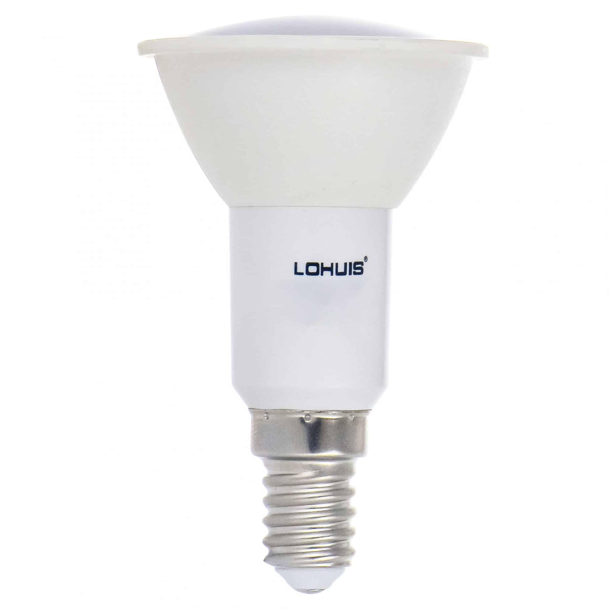 Bec LED Lohuis R50, 6,5W, 500 lm, lumina rece imagine MatHaus.ro