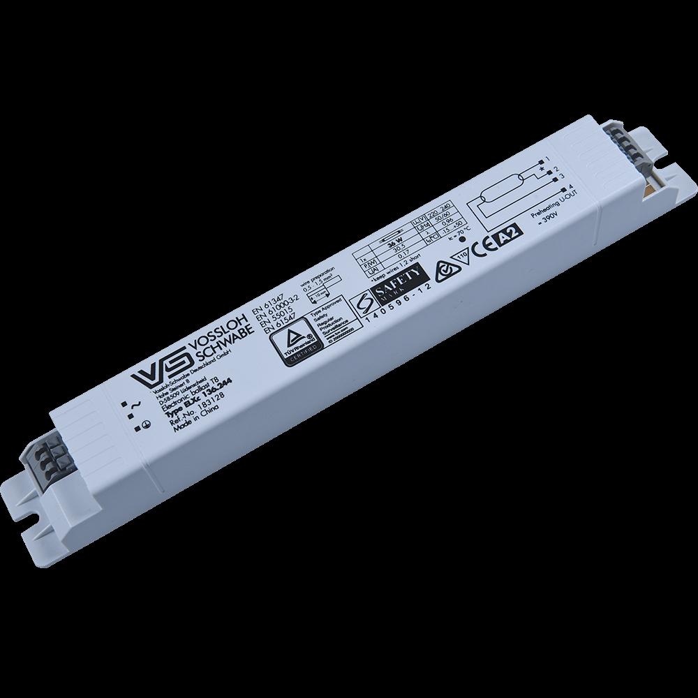 Balast electronic Lohuis, B2, 1 x 36 W, 41 x 26 x 155 mm