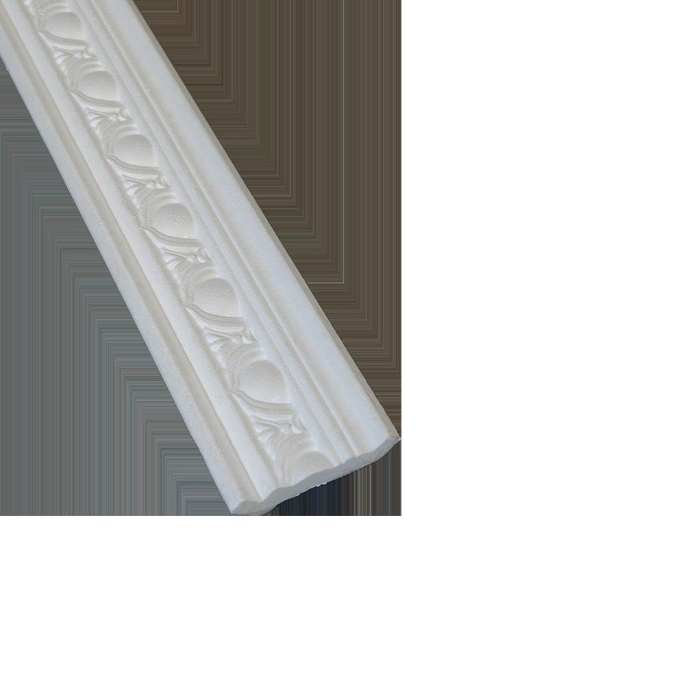 Bagheta decorativa DP152, polistiren EPS, 152 mm x 2 m