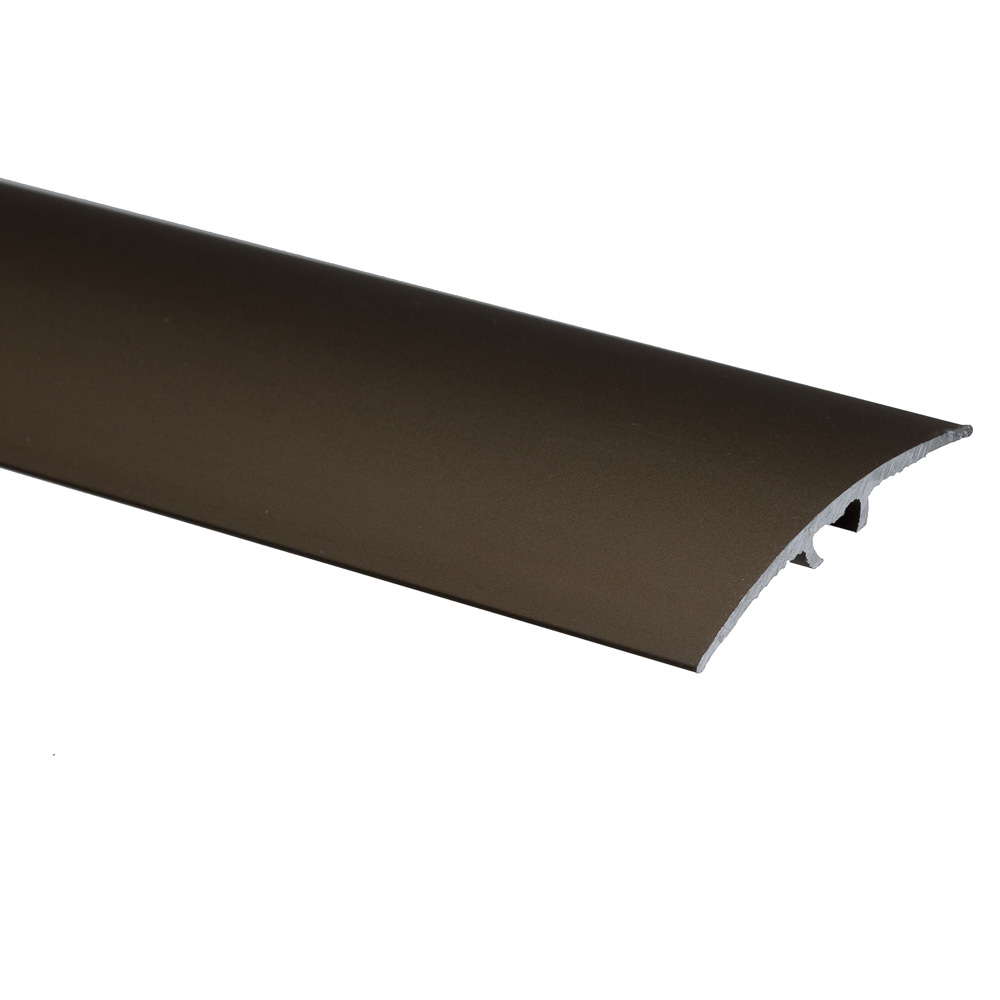 Profil de trecere cu surub mascat S64 fara diferenta de nivel Set Prod bronz, 2,7 m mathaus 2021