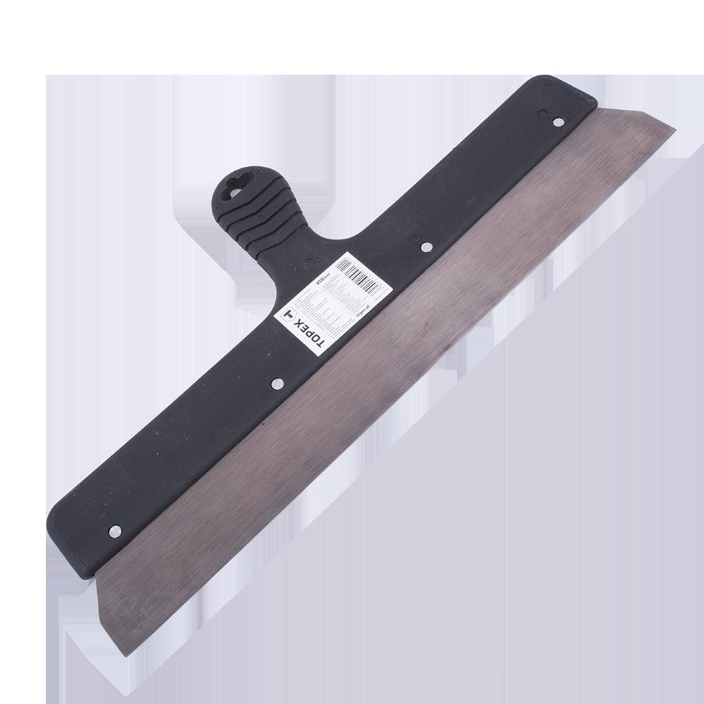 Spaclu Chituri Inox Topex 13A545 450 mm imagine 2021 mathaus