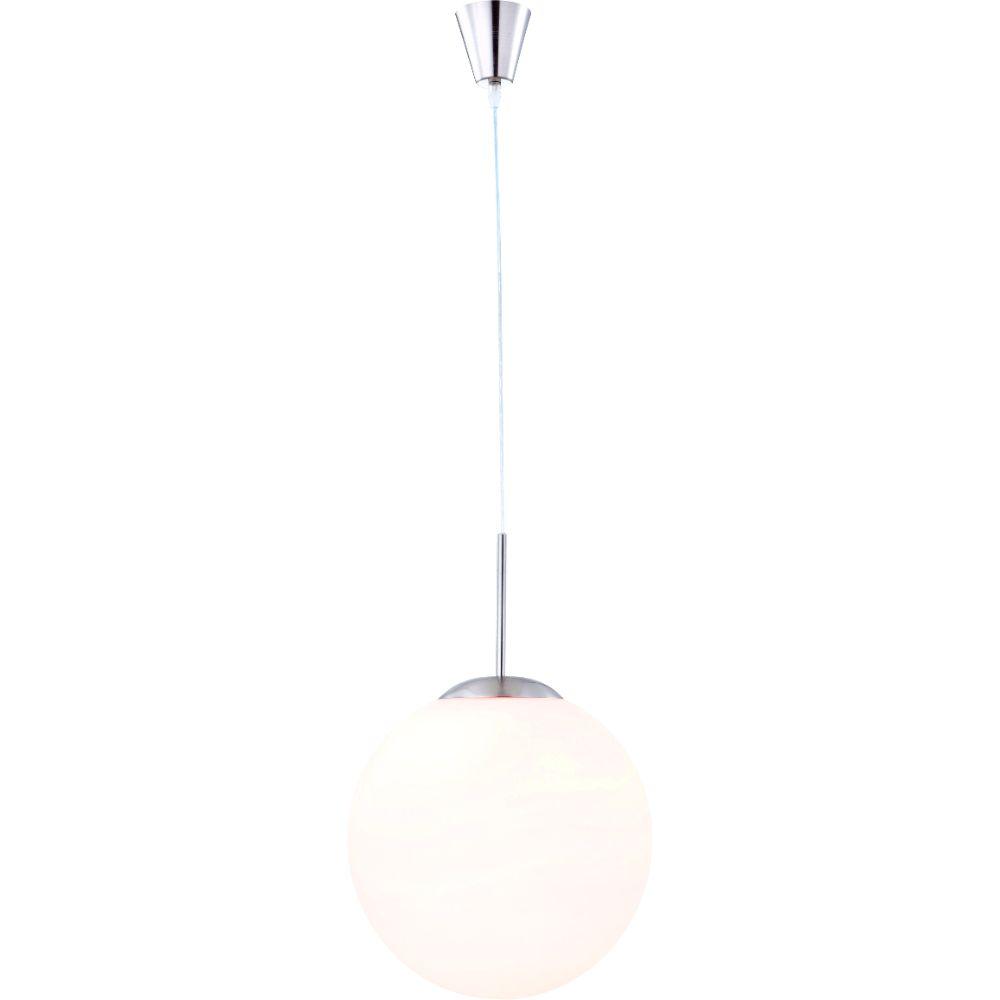 Pendul Balla 1583, 1 x E27, 60 W, D 200 mm, nichel mat mathaus 2021