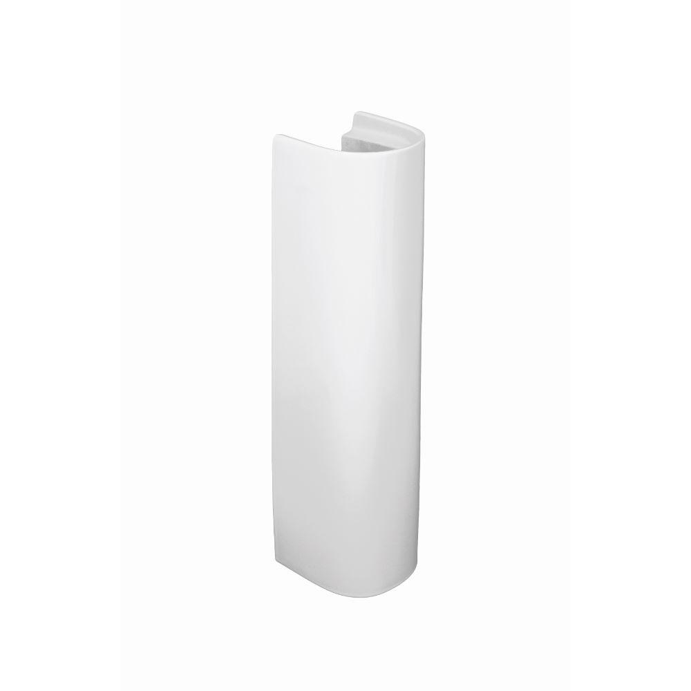 Piedestal lavoar alb, Zoom Neo, ceramica sanitara, H 67,5 cm mathaus 2021