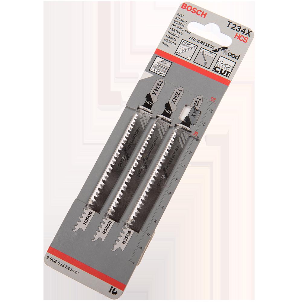 Panze de ferastrau vertical pentru lemn, 117 mm, 2-3 mm imagine 2021 mathaus