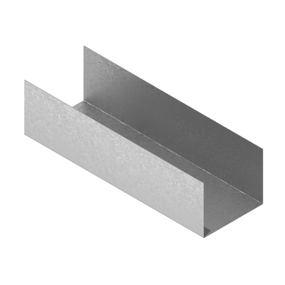 Profil UW 80 x 100 x 80 x 3000 x 0.8 mm - Nida imagine MatHaus