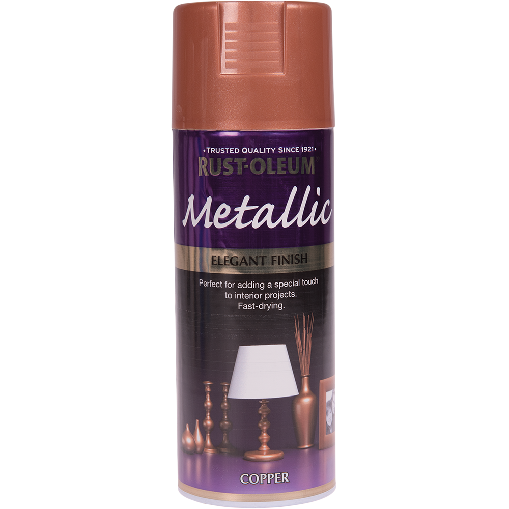 Spray metallic cupru 400 ml imagine MatHaus