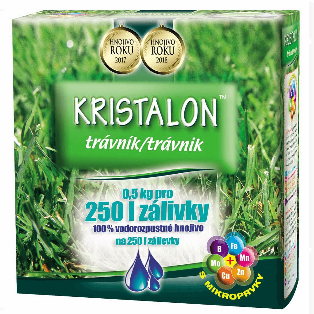Ingrasamant pentru gazon Agro CS Kristalon, cristalin, 1 kg