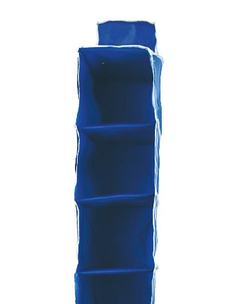 Husa incaltaminte, albastru, 15 x 30 x 127 cm imagine 2021 mathaus