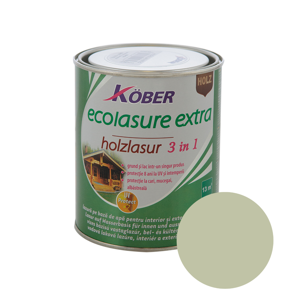 Email Ecolasure Extra incolor 0,75 L