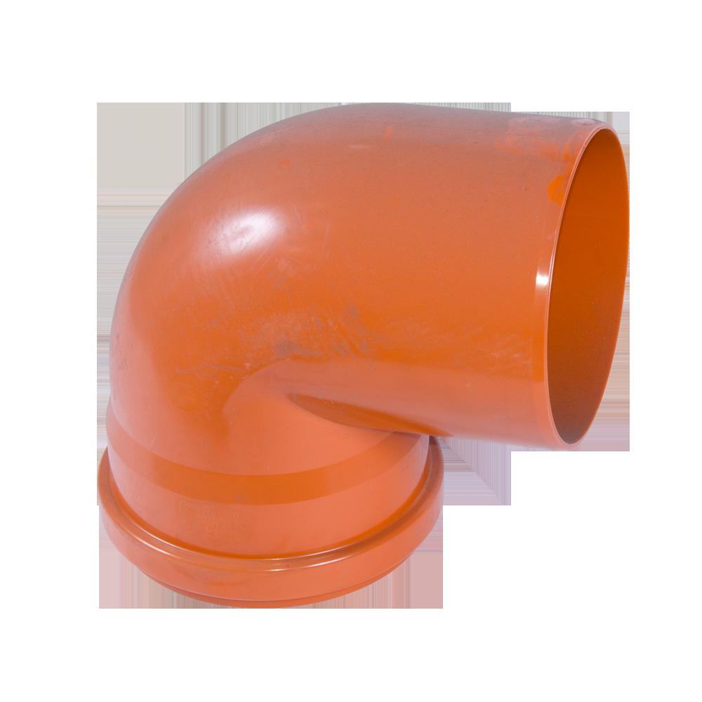 Cot PVC pentru canalizare exterioara Valplast, 250 mm, 87 grade mathaus 2021