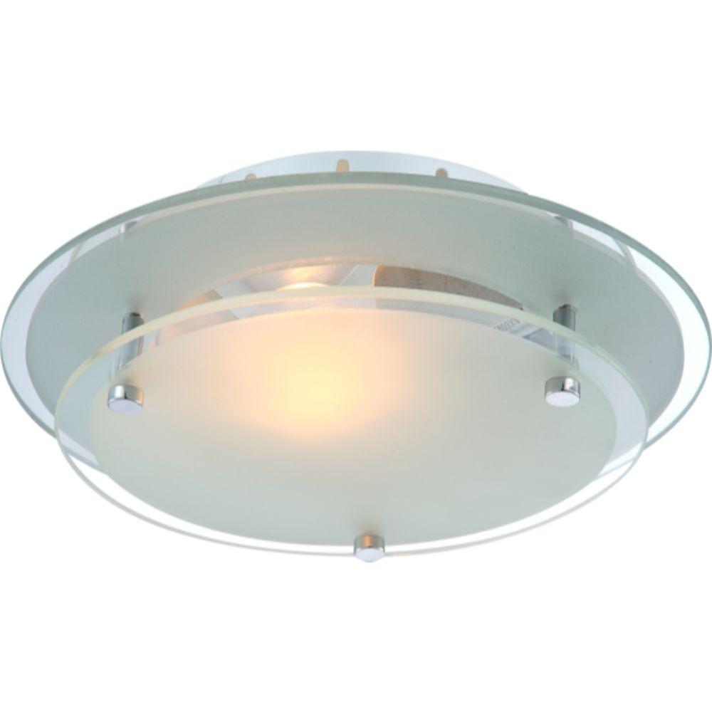 Plafoniera Indi, 1 x E17, 60W, D230 mm