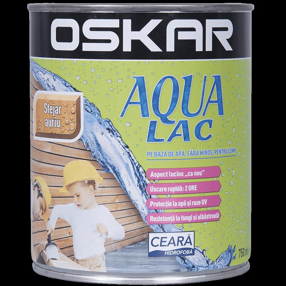 Lac Oskar Aqua stejar auriu 0,75 L